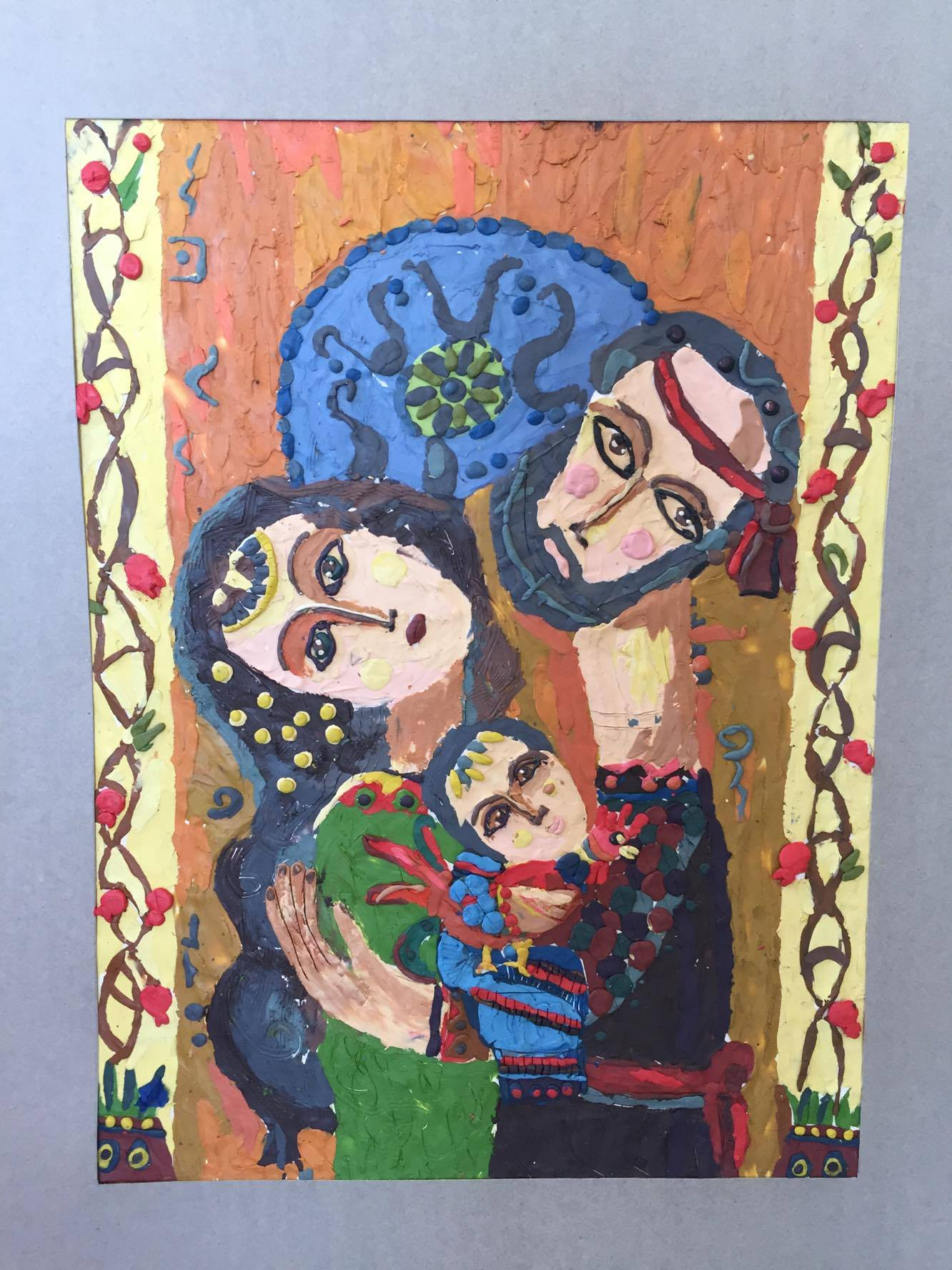 Petrosyan Lilya - Traditional Family